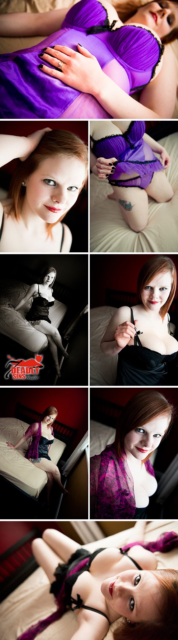 edmonton pinup photography