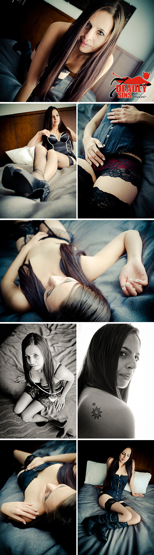 Boudoir Edmonton Photos
