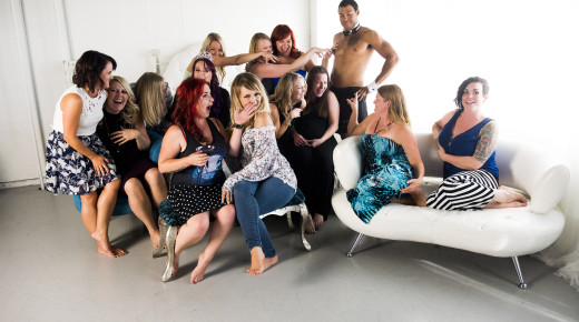 What Happens at the Bachelorette Party…